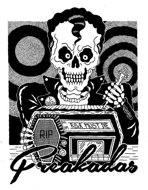 Freakadas Radio
