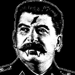 stalin face trans